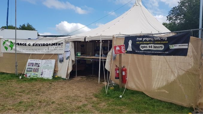 Property Lockup Glastonbury 2019