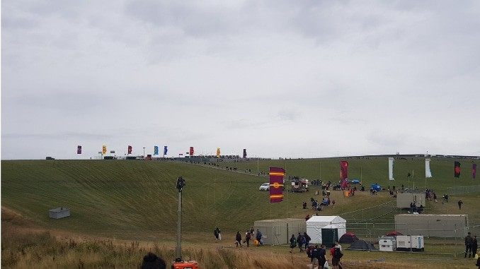 Boomtown festival entry