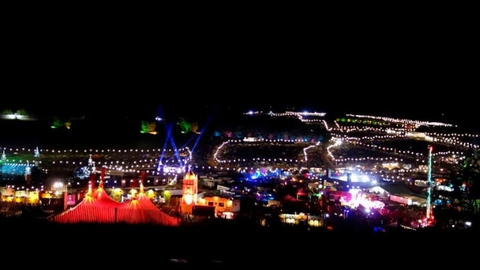 Boomtown Fair by Shuttle Bus – Transport Review 2018
