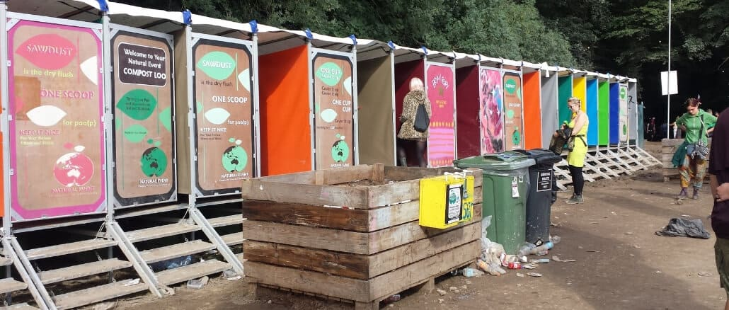 Tips for Dealing with Festival Toilets