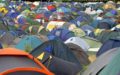 How to Sleep Well at a Music Festival