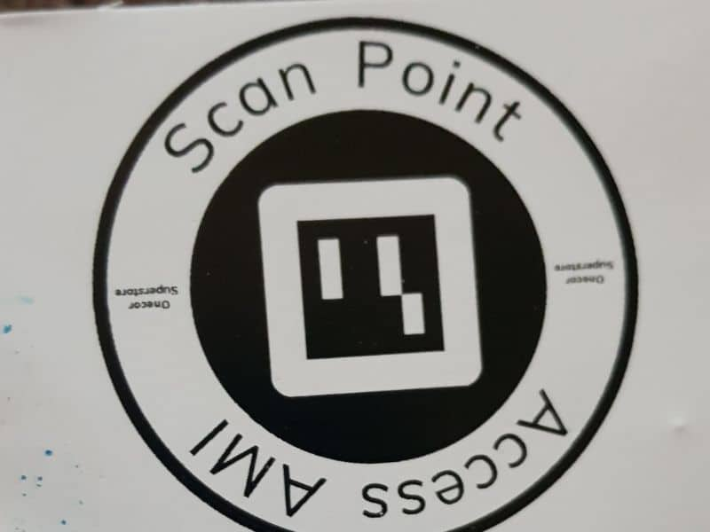 Access AMI Scan Point